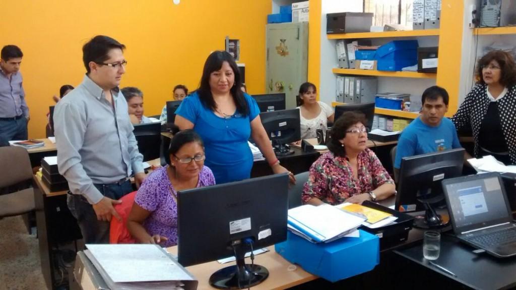 Hacienda y municipios trabajan para fortalecer la gestión administrativa municipal
