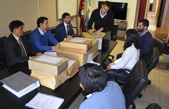 Licitan más obras de infraestructura para el municipio San Lorenzo