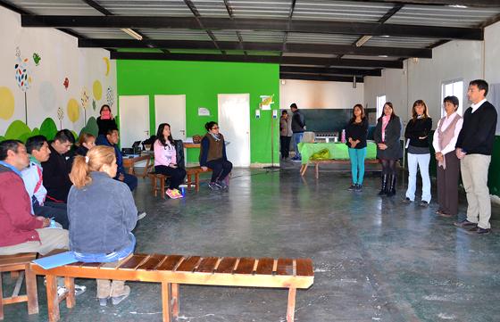 Organizaciones comunitarias de Atocha se capacitan en participación ciudadana