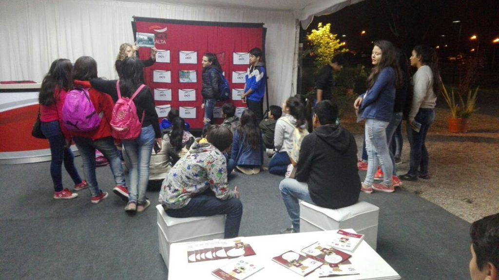 Rentas brinda asesoramiento en FERINOA 2017