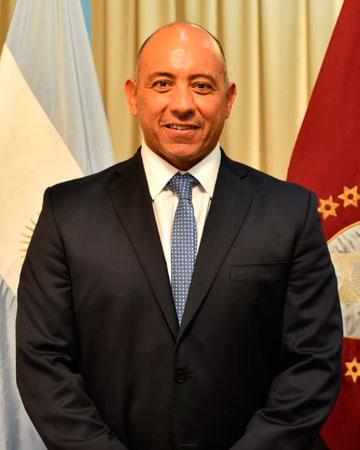 Ministro de Economía y Servicios Públicos