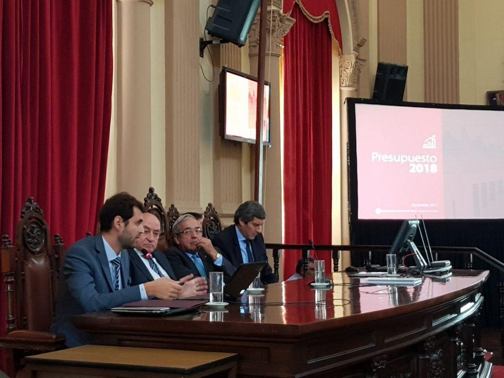 El presupuesto provincial 2018 prevé recursos por 52 mil millones de pesos