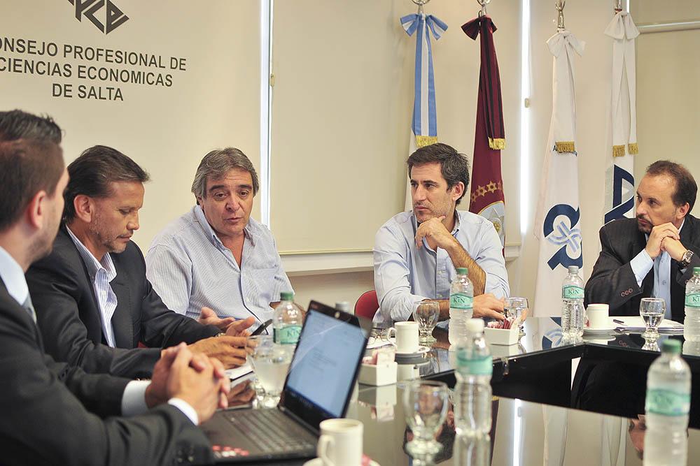 Proponen la creación de un Consejo Consultivo para el análisis de temas tributarios