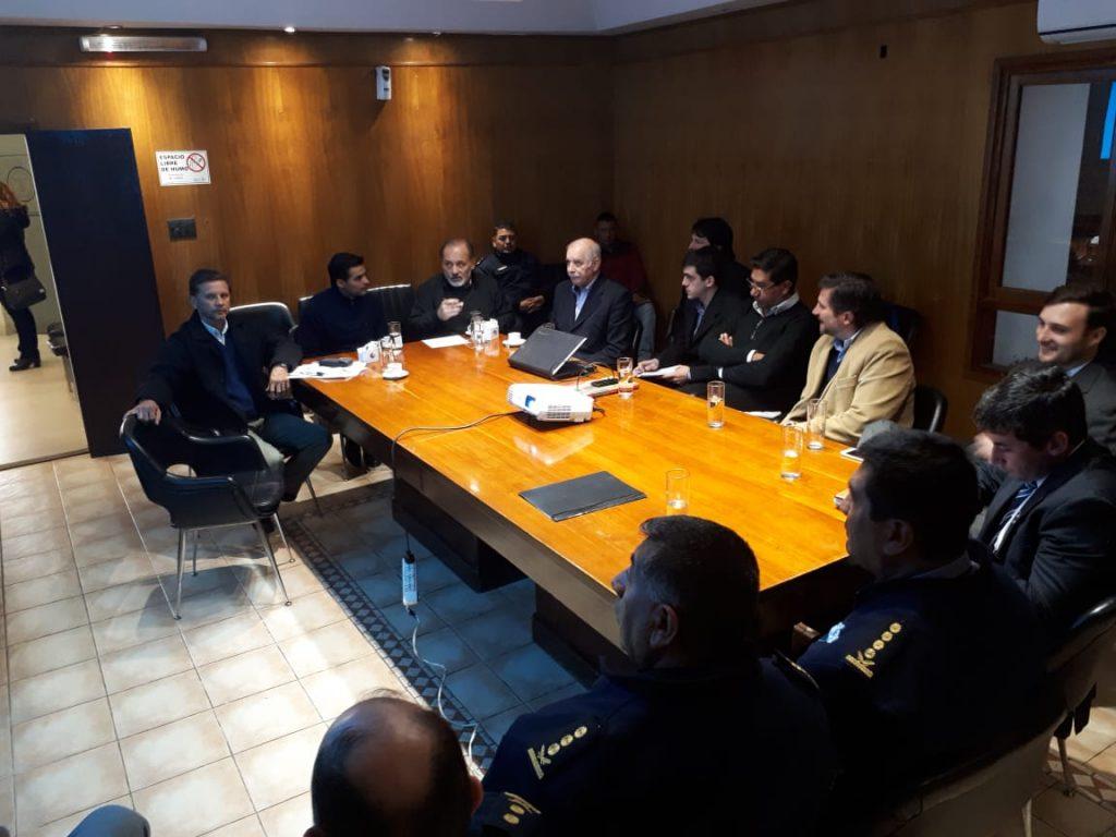 El Ministerio de Seguridad de Nación se incorporó a la mesa de control del comercio ilegal