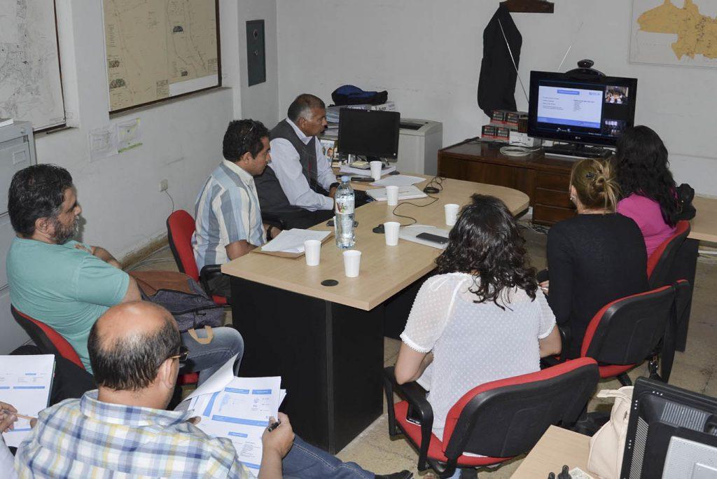 Provincia y Nación fortalecen la articulación para el desarrollo sostenible