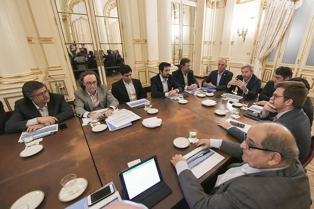 Salta participó de la reunión de ministros de Economía provinciales por el Presupuesto 2019