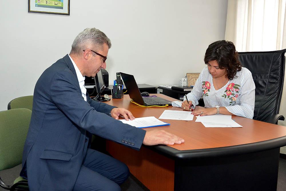 Estadística y Nación fortalecerán el sistema de información sobre Riesgos del Trabajo para Salta