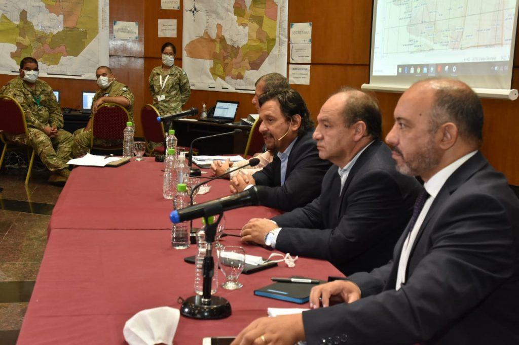 """""""En concordancia con Nación, tenemos  alrededor de 38 medidas económicas para los diversos sectores afectados"""""""