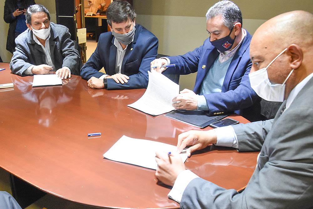 Apolinario Saravia contará con una sucursal bancaria que posibilitará que los pobladores no se trasladen a otras localidades
