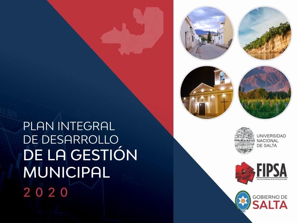 Se desarrolló con éxito el Plan Integral de Desarrollo de la Gestión Municipal