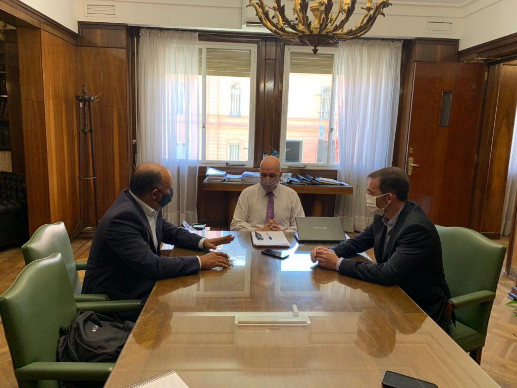 Acciones conjuntas entre el Ministerio de Economía Nacional y Provincial
