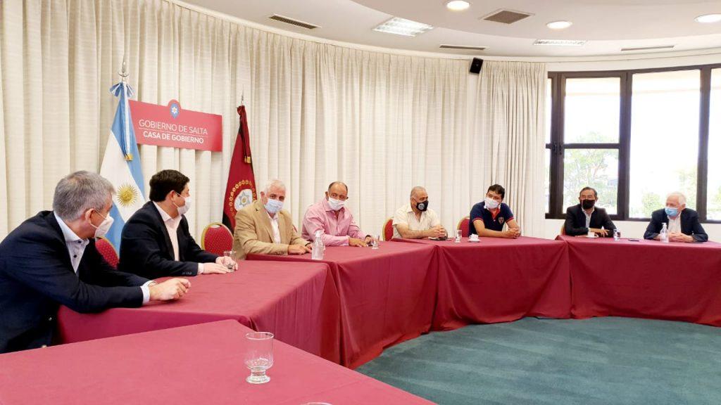 Gobierno continúa el acompañamiento a los municipios salteños