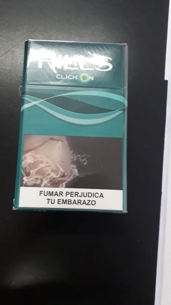 La DGR dispuso el decomiso de cigarrillos que ingresaban a Salta de manera ilegal