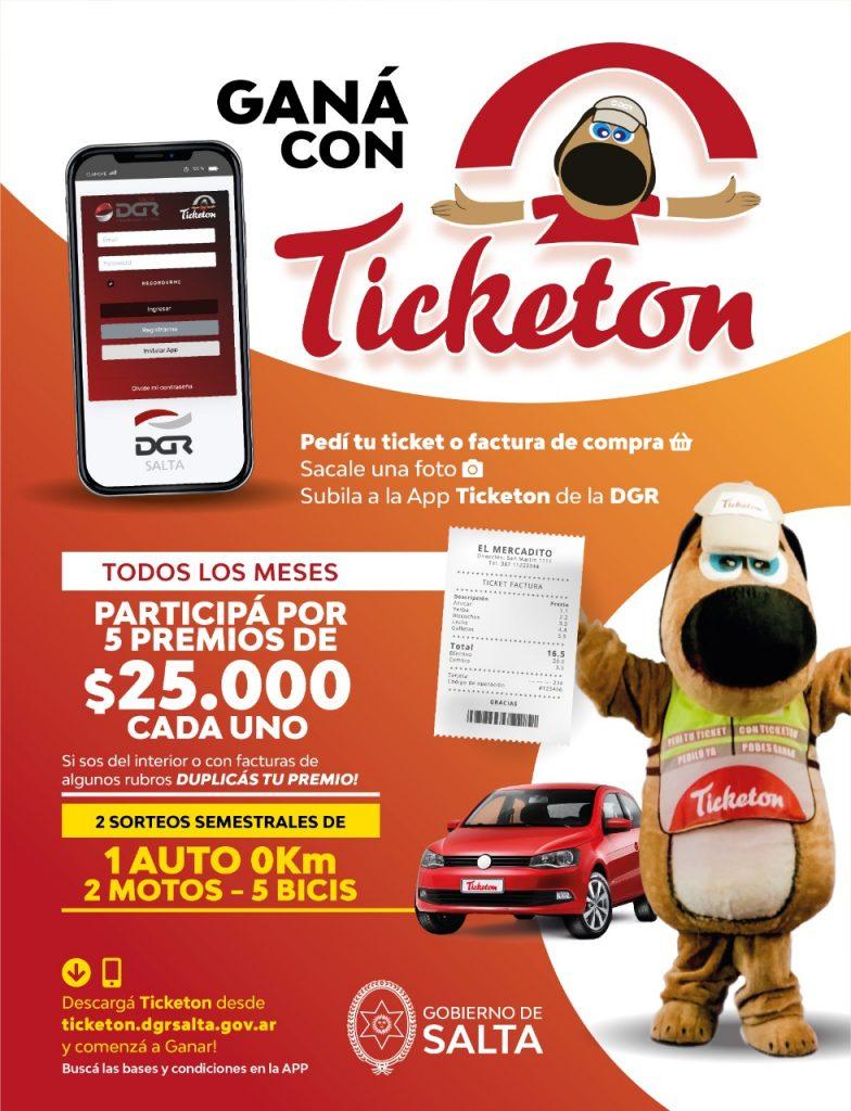 Este jueves se realizará el primer sorteo de Ticketon