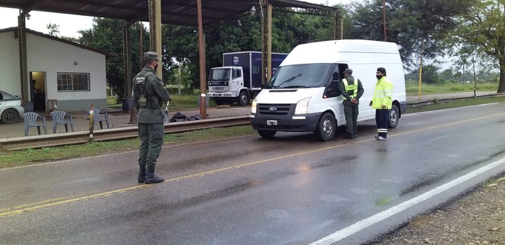 El puesto móvil itinerante realizó distintos procedimientos contra el comercio ilegal en abril y mayo