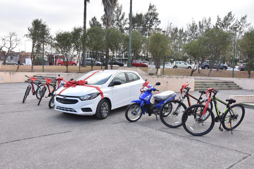 Mañana sortea el auto 0 km y otros premios del concurso Ticketon