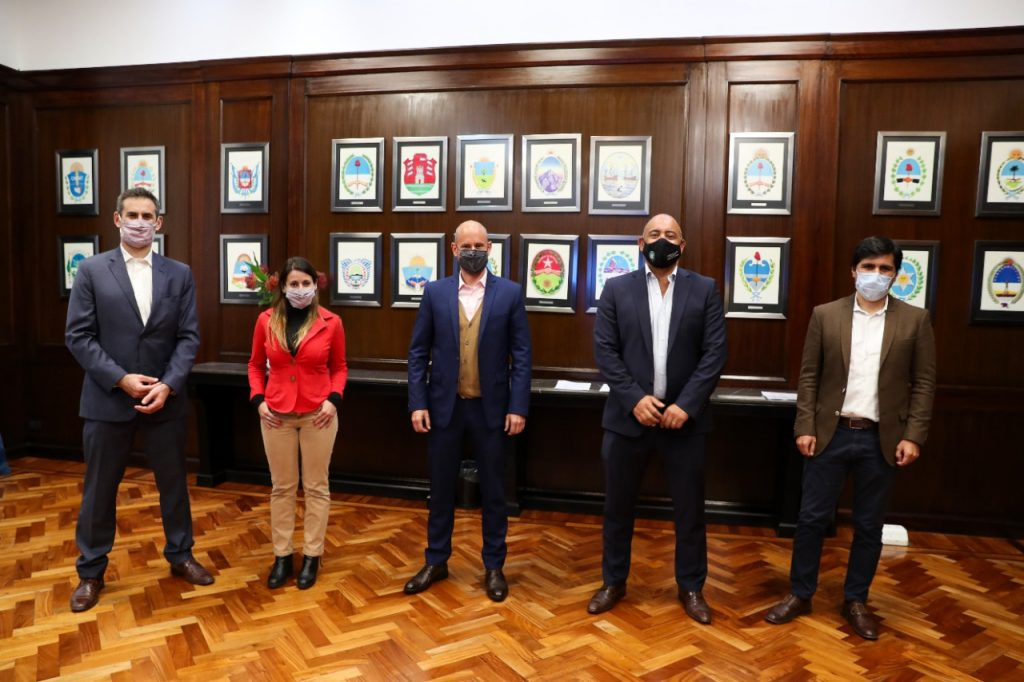 Medidas de reactivación económica: En Buenos Aires se avanza en nuevos aportes para pymes y diversos sectores